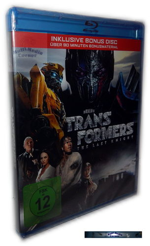 Transformers (5) - The Last Knight [Blu-Ray] 2-Disc