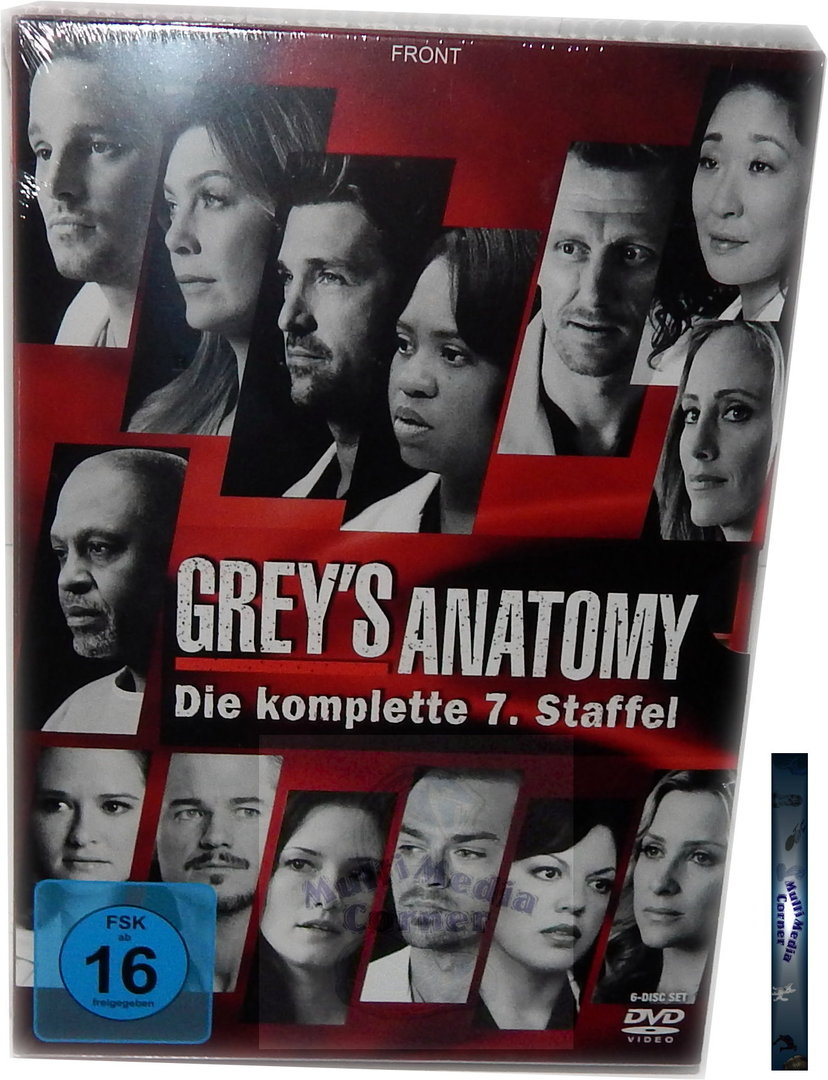 Greys Anatomy Staffel 7 Bs