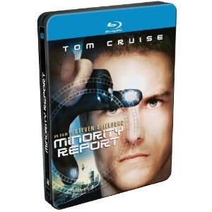 Minority Report - limited Steelbook Edition [Blu-Ray]