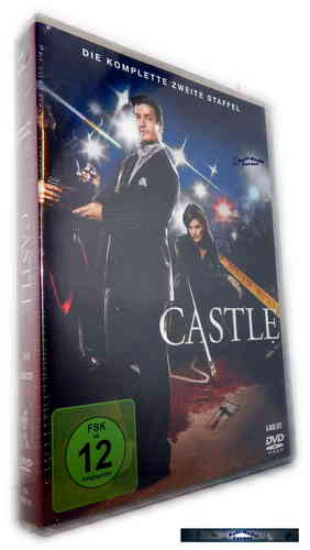 Castle - Die komplette Staffel/Season 2 [DVD]