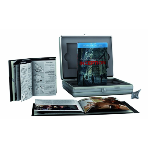 Inception - limited Briefcase Edition [DVD]