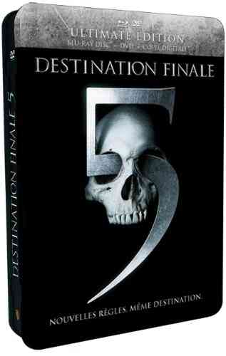 Final Destination 5 - limited Steelbook [Blu-Ray]