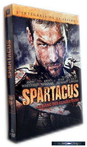 Spartacus Blood and Sand - Die komplette Staffel/Season 1 [DVD] uncut!
