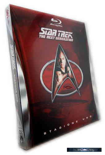 Star Trek The next Generation (TNG) Staffel/Season 1 [Blu-Ray]