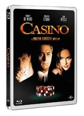 Casino - Steelbook [Blu-Ray] limited Edition