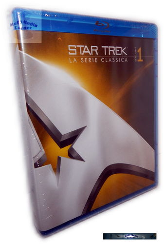 Star Trek: Raumschiff Enterprise (Original) - Die komplette Staffel 1 [Blu-Ray] remastered