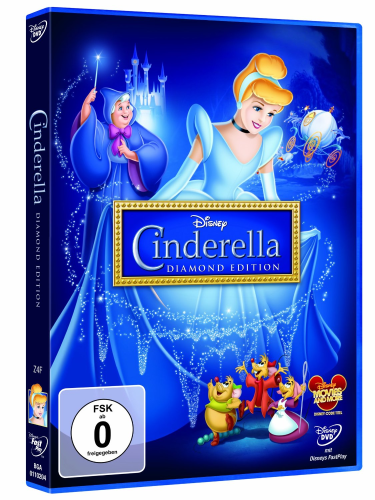 Cinderella - Diamond Edition [DVD] Walt Disney