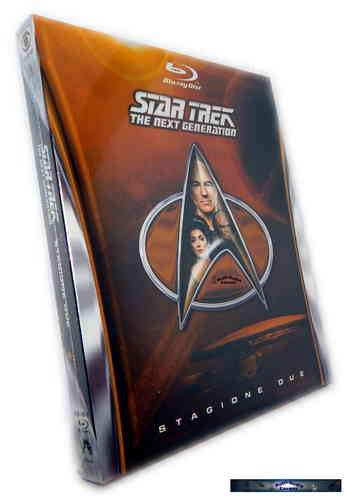 Star Trek The next Generation (TNG) Staffel/Season 2 [Blu-Ray]