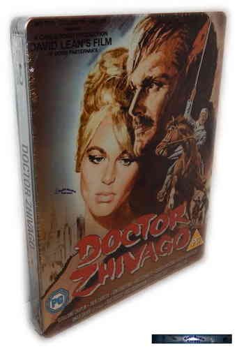 (Dr.) Doctor Zhivago - limited Steelbook [Blu-Ray]