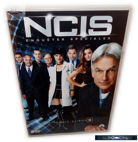 Navy CIS (NCIS) - Die komplette Staffel/Season 9 [DVD] (Deutscher Ton)