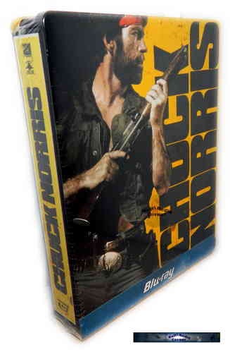 Chuck Norris Steelbox Collection [Blu-Ray] uncut