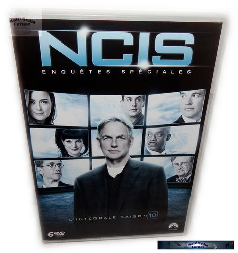 Navy CIS (NCIS) - Die komplette Staffel/Season 10 [DVD] (Deutscher Ton)