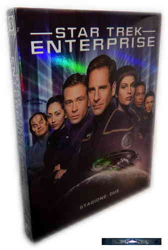 Star Trek Enterprise - Die komplette Staffel/Season 2 [Blu-Ray]