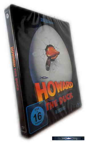 Howard the Duck - Ein tierischer Held / limited Steelbook [Blu-Ray]