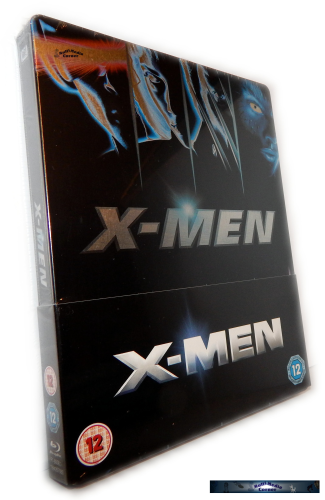 X-Men - limited Steelbook Edition [Blu-Ray]