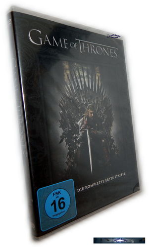 Game of Thrones - Die komplette Staffel/Season 1 [DVD]