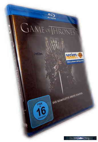 Game of Thrones - Die komplette Staffel/Season 1 [Blu-Ray]