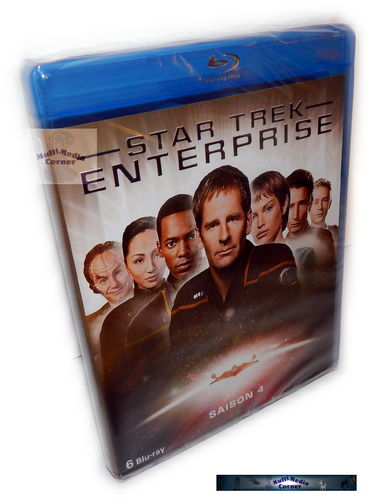 Star Trek Enterprise - Die komplette Staffel/Season 4 [Blu-Ray]