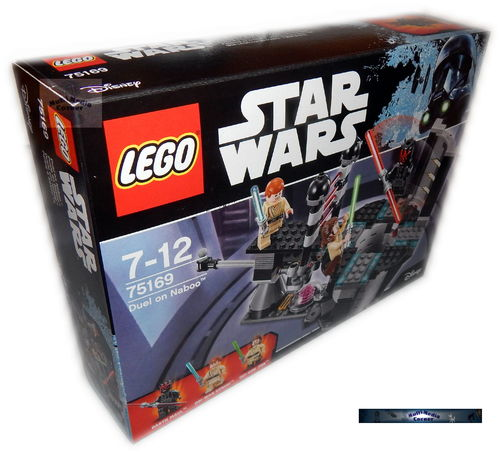 LEGO® Star Wars™ 75169 - Duel on Naboo (208 Teile) 7-12 Jahre