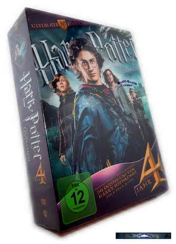 Harry Potter und der Feuerkelch [DVD] 3-Disc Ultimate Edition