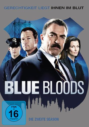 Blue Bloods - Die komplette Staffel/Season 2 [DVD]