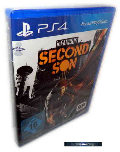 inFamous Second Son [Playstation 4]