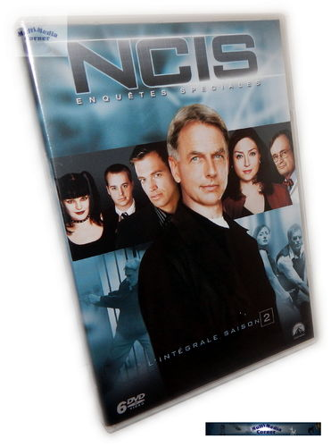 Navy CIS (NCIS) - Die komplette Staffel/Season 2 [DVD]