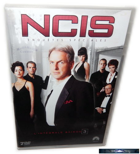 Navy CIS (NCIS) - Die komplette Staffel/Season 3 [DVD]