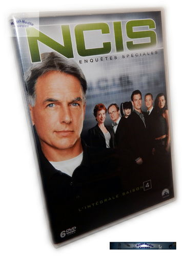 Navy CIS (NCIS) - Die komplette Staffel/Season 4 [DVD]