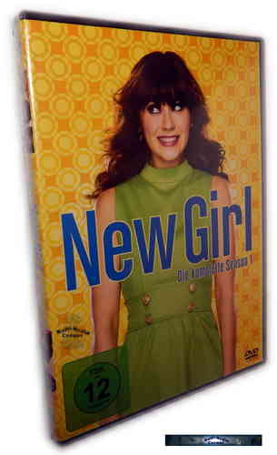 New Girl - Die komplette Staffel/Season 1 [DVD]