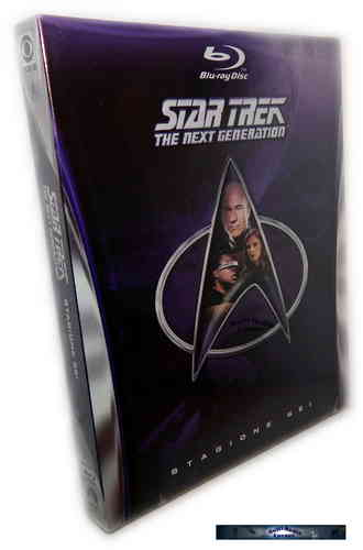 Star Trek The next Generation (TNG) Staffel/Season 6 [Blu-Ray]