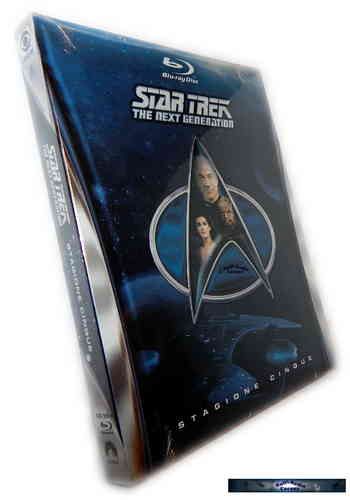 Star Trek The next Generation (TNG) Staffel/Season 5 [Blu-Ray]