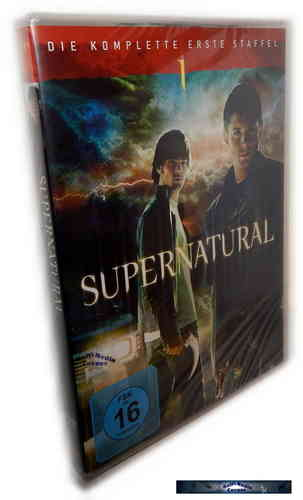 Supernatural - Die komplette Staffel/Season 1 [DVD]
