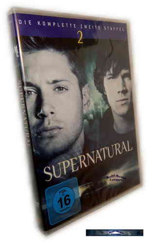 Supernatural - Die komplette Staffel/Season 2 [DVD]