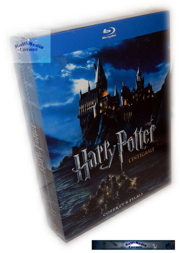 Harry Potter Komplettbox Edition 1-7.2 [Blu-Ray]