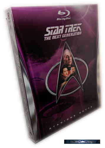Star Trek The next Generation (TNG) Staffel/Season 7 [Blu-Ray]