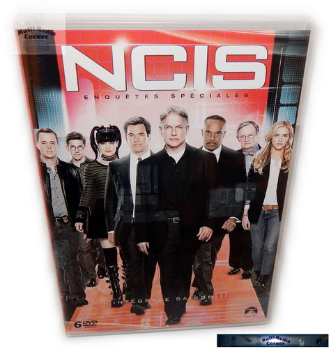Navy CIS (NCIS) - Die komplette Staffel/Season 11 [DVD] (Deutscher Ton)