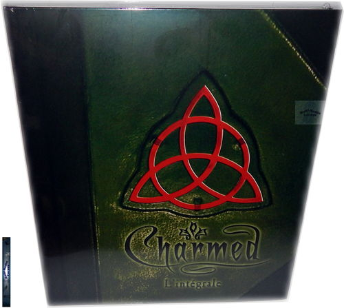 Charmed - Book of Shadows/Buch der Schatten Staffeln 1,2,3,4,5,6,7,8 [DVD]