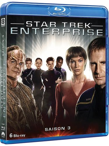 Star Trek Enterprise - Die komplette Staffel/Season 3 [Blu-Ray]