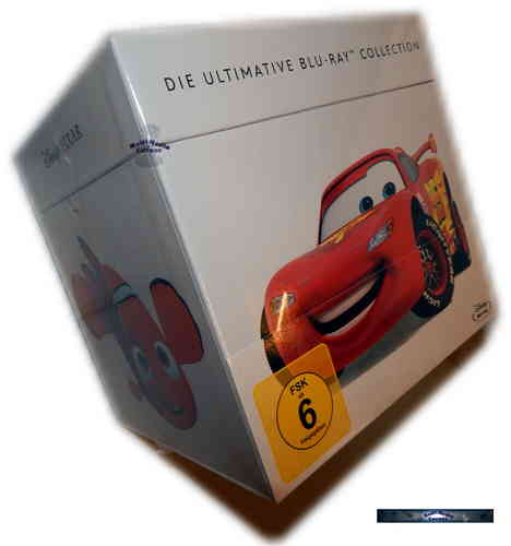 Walt Disney / Pixar Collection - 17 Animations Hits [Blu-Ray] 24-Disc