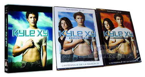 Kyle XY - Die komplette Staffel/Season 1+2 [DVD] (Deutscher Ton) Matt Dallas