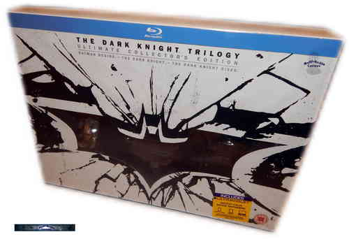 The Dark Knight Trilogy - Ultimate Collector´s Edition [Blu-Ray]