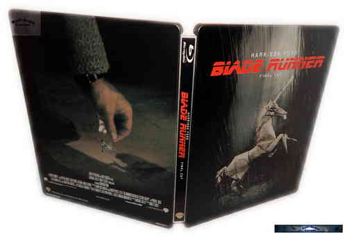 Blade Runner - Final Cut [Blu-Ray] limited Steelbook