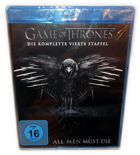 Game of Thrones - Die komplette Staffel/Season 4 [Blu-Ray]