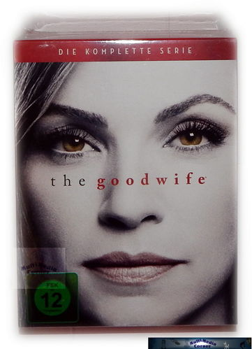 The good Wife Sammelbox - Die komplette Staffel/Season 1-7 (1,2,3,4,5,7) [DVD]