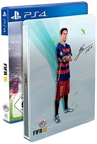 Fifa 16 [Playstation 4] limited Steelbook Edition