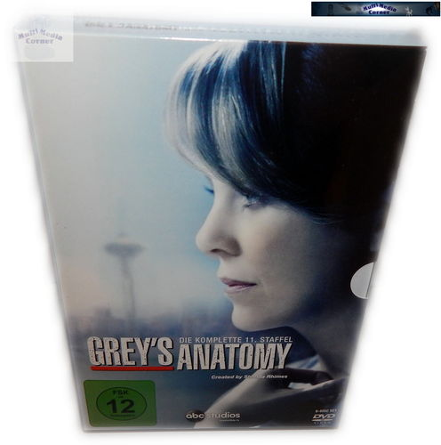 Grey´s Anatomy - Die komplette Staffel/Season 11 [DVD]