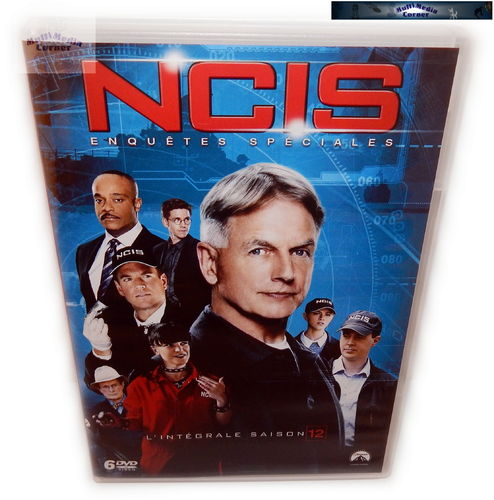 Navy CIS (NCIS) - Die komplette Staffel/Season 12 [DVD]