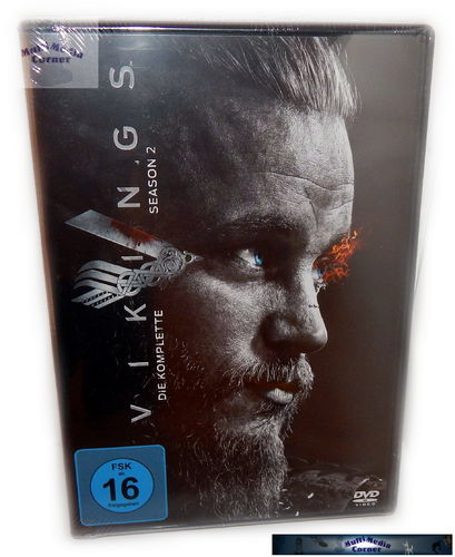 Vikings - Die komplette Staffel/Season 2 [DVD]