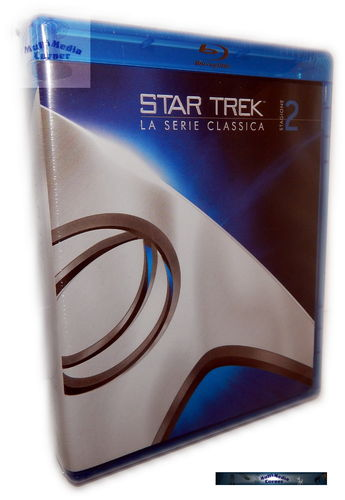 Star Trek: Raumschiff Enterprise (Original) - Die komplette Staffel 2 [Blu-Ray] remastered